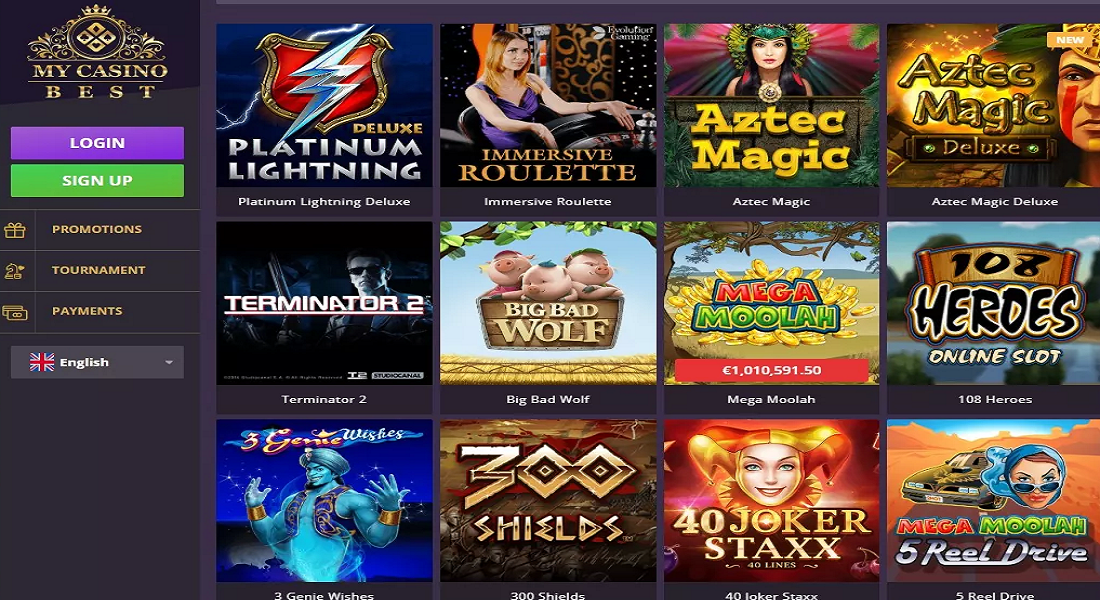 My Casino Best