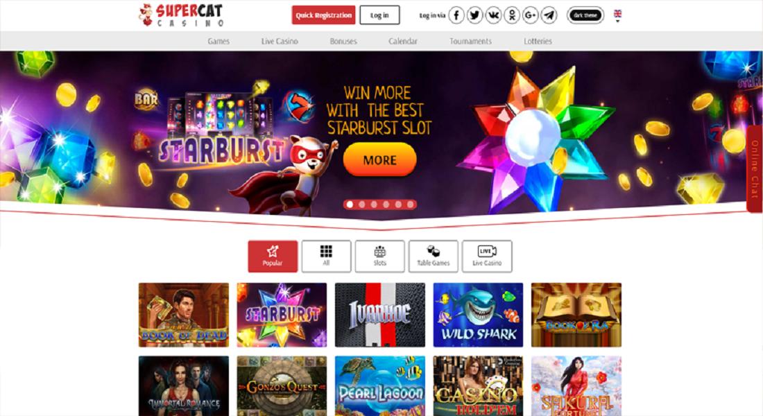 Supercat Casino