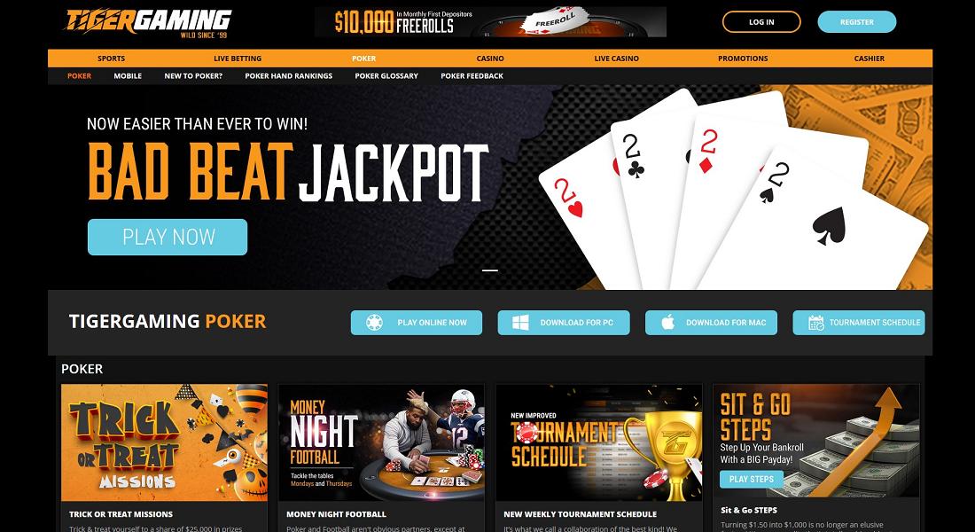Tiger Gaming Casino